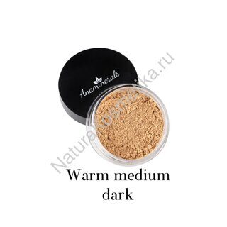 Пудра Warm Medium Dark